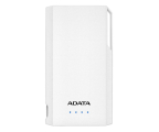 ADATA Power Bank S10000 10000mAh 2.1A (biały) (AS10000-USBA-CWH)