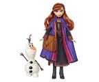 Hasbro Disney Frozen 2 Anna i Olaf (E5496 E6661)
