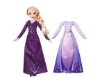 Hasbro Frozen 2 Stylowa lalka Elsa + ubranka (E5500 E6907 )