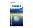 Philips Lithium button cell CR2032 (1szt) (CR2032/01B)
