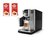 Ekspres do kawy Philips EP5333/10 LatteGo + 2 kg kawy Segafredo
