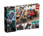 LEGO Hidden Side Samochód kaskaderski El Fuego (70421)