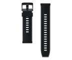 Huawei Pasek Silikonowy do Huawei Watch GT 46mm czarny (55031981 / 6901443346165)
