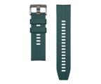 Huawei Pasek Silikonowy do Huawei Watch GT 46mm zielony (55030972 / 6901443294282)