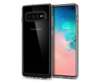 Spigen Crystal Hybrid do Samsung Galaxy S10 Clear  (605CS25661)