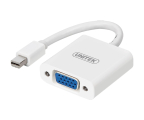 Unitek Adapter mini DisplayPort - VGA (Y-6327WH)