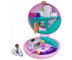 Mattel Polly Pocket Zestaw kompaktowy Piżama Party (FRY35 GDK82 )