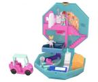 Mattel Polly Pocket Zestaw kompaktowy Salonik Spa (FRY35 GDK81 )