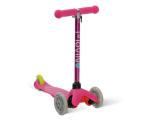 Hulajnoga dla dzieci Movino Hulajnoga balansowa Twist Różowa