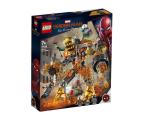 LEGO Marvel Spider-Man Bitwa z Molten Manem (76128)