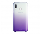 Samsung Gradation cover do Galaxy A20e fioletowe (EF-AA202CVEGWW)