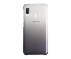 Samsung Gradation cover do Galaxy A20e czarne  (EF-AA202CBEGWW)