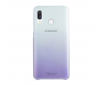 Samsung Gradation cover do Galaxy A40 fioletowe (EF-AA405CVEGWW)