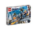 LEGO Marvel Super Heroes Kapitan Ameryka (76123)
