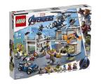 LEGO Marvel Super Heroes Bitwa w kwaterze Avengersów (76131 )