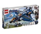 LEGO Marvel Super Heroes Wspaniały Quinjet Avengersów (76126 )