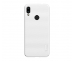 Nillkin Super Frosted Shield do Xiaomi Redmi Note 7 biały (6902048172685)