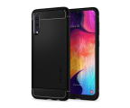 Spigen Rugged Armor do Samsung Galaxy A50/A30s Black (611CS26199 / 8809640255984)