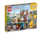 LEGO Creator Sklep zoologiczny i kawiarenka (31097)