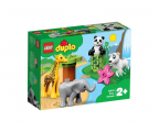 LEGO DUPLO Małe Zwierzątka (10904)