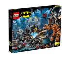 LEGO Super Heroes Atak Clayface'a na Jaskinię Batmana (76122)