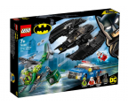 LEGO Super Heroes Batwing i napad Człowieka-zagadki (76120)