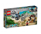LEGO Jurassic World Dilofozaur na wolności (75934)