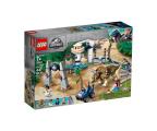 LEGO Jurassic World Atak triceratopsa (75937)