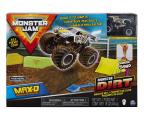 Spin Master Monster Jam Zestaw deluxe Superterenówka Max-D  (6044986)