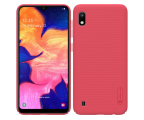 Nillkin Super Frosted Shield do Samsung Galaxy A10 Red (6902048175907 )