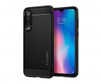 Spigen Rugged Armor do Xiaomi Mi 9 SE Black  (S46CS26435 / 8809640257940)