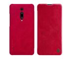 Nillkin Etui Skórzane Qin do Xiaomi Mi 9T/Mi 9T Pro Red (6902048180482)