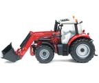 TOMY Massey Ferguson traktor i ładowacz  (036881430827)
