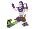 Spin Master Monster Jam Zestaw z Zombie (6046632 778988559260)