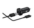 Samsung Ładowarka Samochodowa Mini 1x 2A Fast Charge (EP-LN930BBEGWW)