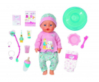 Zapf Creation Baby Born Interaktywna lalka kąpielowa (827086 4001167827086)