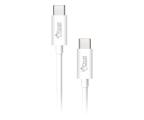 Silver Monkey Kabel USB-C - USB-C (ładowanie PD do 100W) 2m (CC-0201-SM)