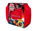 Spin Master Bakugan Walizka Kolekcjonerska Czerwona (778988550267_Red)