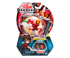 Spin Master Bakugan Kula Deluxe Cyndeous (778988550588 9A Fire Knight Red)