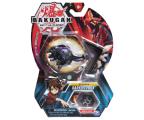 Spin Master Bakugan Kula Podstawowa Darkus Trox (778988549971 3D T-Rex Black)