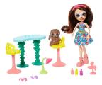 Mattel Enchantimals Junglewood Strefa relaksu Zestaw (FCC62 GFN54)