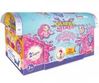 Simba Glibbi Mermaid Slime Glitter z figurką (105953370026)