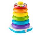 Zabawka dla małych dzieci Fisher-Price Gigapiramidka z kółek