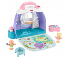 Zabawka dla małych dzieci Fisher-Price Little People Pokoik dziecięcy
