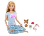 Lalka i akcesoria Barbie Lalka Medytacja z dźwiękiem