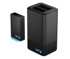 GoPro Dual Battery Charger + Akumulator do Max (ACDBD-001-EU)