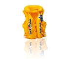 INTEX Kamizelka do pływania z kołnierzem żółta 50cmx47cm (58660EU 6941057456607  )