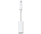 Apple Adapter Thunderbolt - Gigabit Ethernet  (MD463ZM/A)