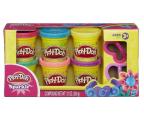 Play-Doh Błyszczące tuby  (A5417)