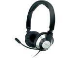Creative HS-720 czarno-srebrne z mikrofonem (51EF0410AA002)